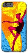 La Ballerina Du Juilliard IPhone Case by Pierre Louis