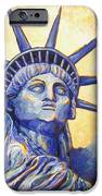 Lady Liberty IPhone Case by Linda Mears