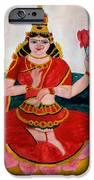 Lakshmi IPhone Case by Pratyasha Nithin