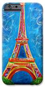 L'amour A Paris IPhone Case by Teshia Art