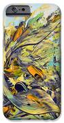 Le Temps Des Moissons IPhone Case by Thierry Vobmann