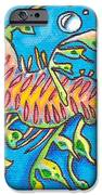 Leafy Sea Dragon IPhone Case by Tamara Blyth