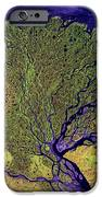Lena River Delta IPhone Case by Adam Romanowicz