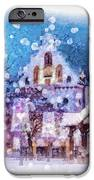 Let It Snow IPhone Case by Mo T