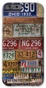 License To Drive IPhone Case by Debra and Dave Vanderlaan