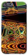 Light Painting 3 IPhone Case by Delphimages Photo Creations
