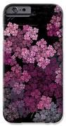 Lilacs IPhone Case by Sylvia Thornton