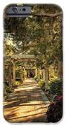 Linnaeus Teaching Garden IPhone Case by Tamyra Ayles