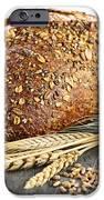 Loaf Of Multigrain Bread IPhone Case by Elena Elisseeva