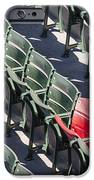 Lone Red Number 21 Fenway Park IPhone Case by Susan Candelario