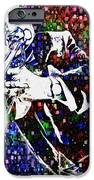 Louie Armstrong IPhone Case by Jack Zulli