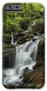 Lower Amicalola Falls IPhone Case by Debra and Dave Vanderlaan