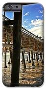 Lowtide At The Pier IPhone Case by Traci Lehman