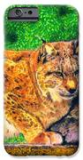Lynx IPhone Case by George Rossidis