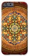 Mandala Arabia Sp IPhone Case by Bedros Awak