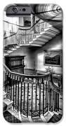 Mansion Stairway V2 IPhone Case by Adrian Evans