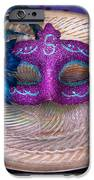 Mardi Gras Theme - Surprise Guest IPhone Case by Mike Savad