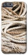 Marine Ropes Beige And Brown Colors IPhone 6s Case by Matthias Hauser