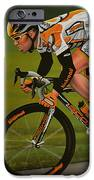 Mark Cavendish IPhone Case by Paul Meijering