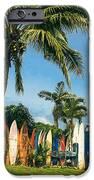 Maui Surfboard Fence - Peahi IPhone Case by Sharon Mau