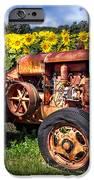 Mccormick Deering IPhone Case by Debra and Dave Vanderlaan