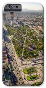 Mexico City Aerial View IPhone Case by Jess Kraft