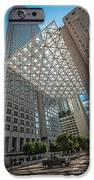Miami Downtown Shadowplay IPhone Case by Ian Monk
