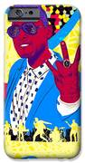 Miguel Drawing In Lines IPhone Case by Pierre Louis