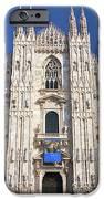 Milan Cathedral  IPhone Case by Antonio Scarpi