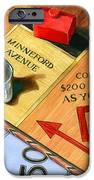 Minneford Monopoly IPhone Case by Marguerite Chadwick-Juner