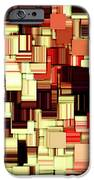 Modern Abstract Art Xvii IPhone Case by Lourry Legarde