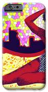 Mona Sur La Plage Urbaine IPhone Case by Pierre Louis