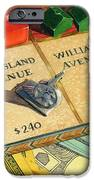 Monopoly On City Island Avenue IPhone Case by Marguerite Chadwick-Juner