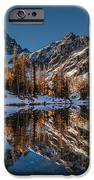 Morning At Horseshoe Lake IPhone Case by Mike Reid