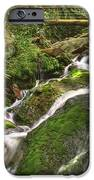 Mossy Creek IPhone Case by Debra and Dave Vanderlaan