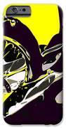 Motocross IPhone Case by Chris Butler