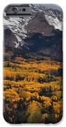 Mountainous Storm IPhone Case by Darren  White