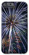 4th Of July Fireworks 12 IPhone Case by Howard Tenke