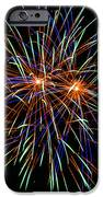 4th Of July Fireworks 22 IPhone Case by Howard Tenke