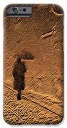 Mystical Journey Of The Shadow Of Your Soul In Extraneous World IPhone Case by Jenny Rainbow