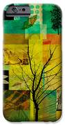 Nature Patchwork IPhone Case by Ann Powell