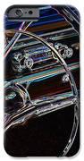 Neon 1957 Chevy Dash IPhone Case by Steve McKinzie
