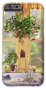New England Kitchen Window IPhone Case by Mary Helmreich