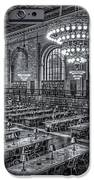 New York Public Library Main Reading Room X IPhone Case by Clarence Holmes