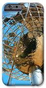 New York Steel Globe IPhone Case by Jenny Hudson