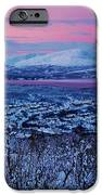 Norwegian Arctic Twilight IPhone Case by David Broome