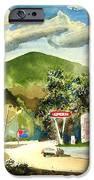 Nostalgia Arcadia Valley 1985  IPhone Case by Kip DeVore