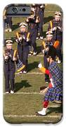 Notre Dame Band IPhone Case by David Bearden