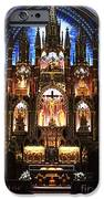 Notre Dame Interior IPhone Case by John Rizzuto