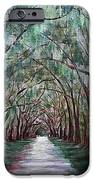 Oak Avenue IPhone Case by Anastasiya Malakhova